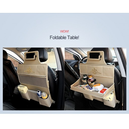 Fordable magic table