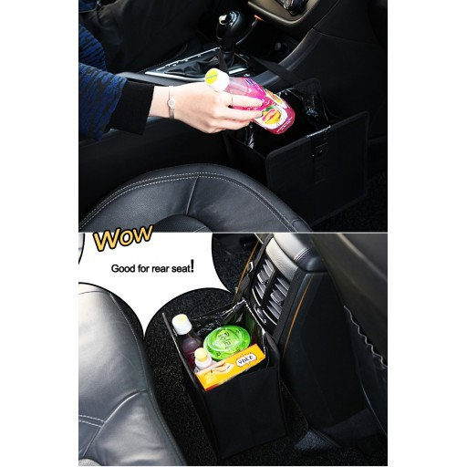 Keep your car clean with Jopss waste basket