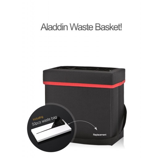50pcs waste bag included