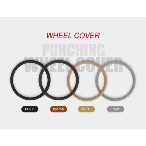 4 colors available - Black, Brown, Beige, Gray