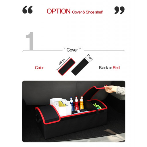 OPTION 1. Cover -Black or Red