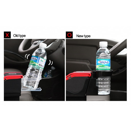 Advanced cup holder