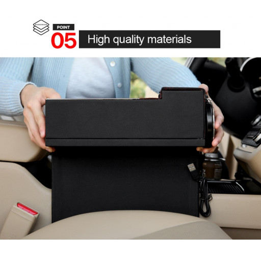 Point 5 - High quality materials