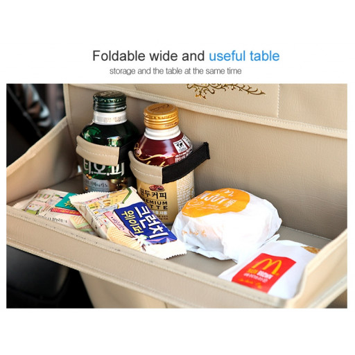 Table for drink, food and snack