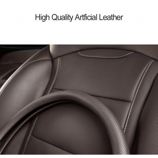 Real leather feel material